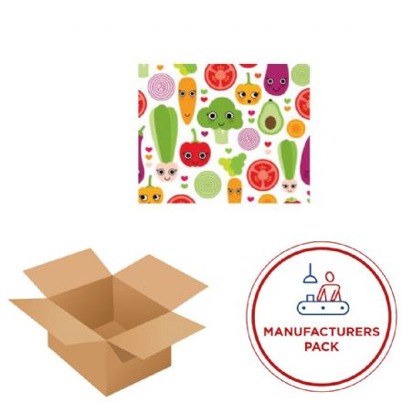 50cm Square - Textile Wall Art Kit - Manufacturing Pack - 30 units